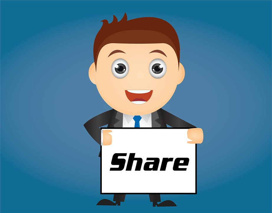 Encourage Your Clients to Share
